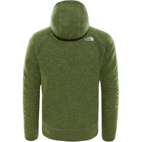 The North Face Zermatt Giacca Uomo verde